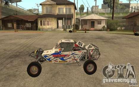 CORR Super Buggy 2 (Hawley) для GTA San Andreas вид слева