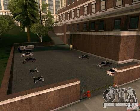 Припаркованый транспорт v1.0 для GTA San Andreas седьмой скриншот