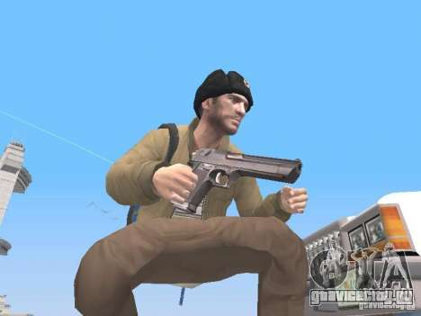 HQ Weapons pack V2.0 для GTA San Andreas второй скриншот