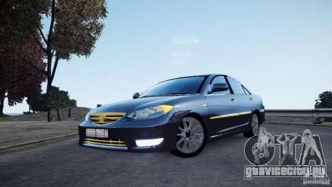 Toyota Camry 2004 для GTA 4