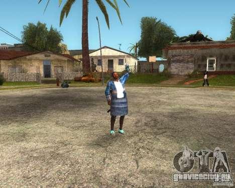 Gangsta Granny для GTA San Andreas третий скриншот