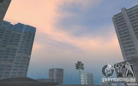 Timecyc Los Angeles для GTA San Andreas четвёртый скриншот