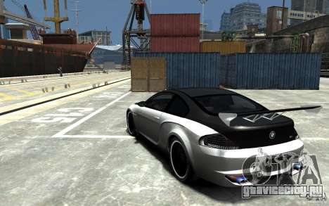 BMW M6 Tuning для GTA 4