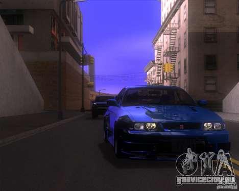 ENBSeries by LeRxaR v4.0 для GTA San Andreas четвёртый скриншот