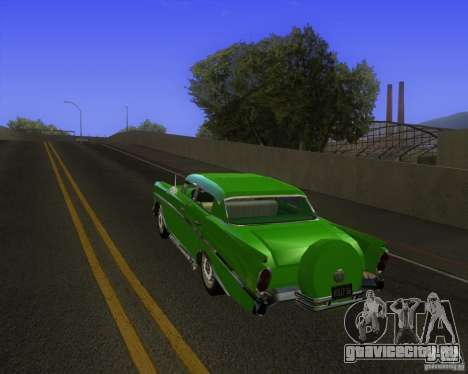 Hollywood для GTA San Andreas вид слева
