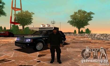 SAM FISHER для GTA San Andreas четвёртый скриншот