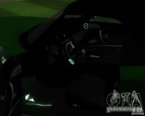 BMW Z8 для GTA San Andreas вид справа