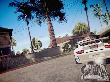 Hybrid ENB Series для GTA San Andreas четвёртый скриншот