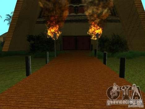 Новые текстуры для казино Пилигрим для GTA San Andreas второй скриншот