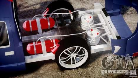 Chevrolet S10 1996 Draggin [Beta] для GTA 4 вид справа