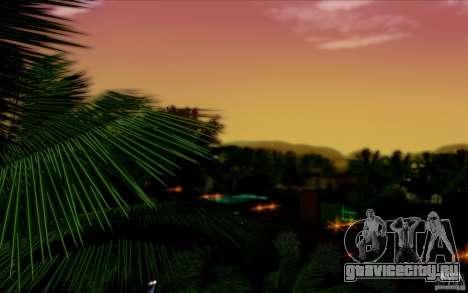 Новый Таймцикл для GTA San Andreas двенадцатый скриншот