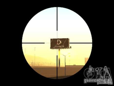 AWP для GTA San Andreas второй скриншот