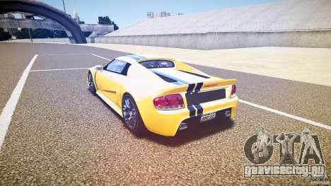 Rossion Q1 2010 v1.0 для GTA 4 вид справа