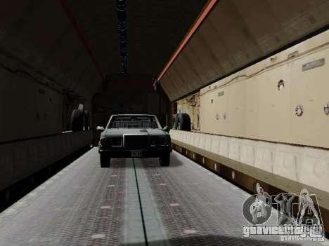 ИЛ-76ТД для GTA San Andreas вид сбоку