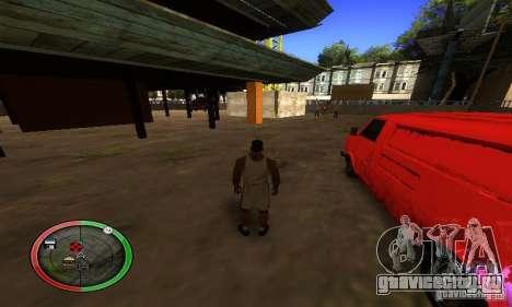 NEW STREET SF MOD для GTA San Andreas седьмой скриншот