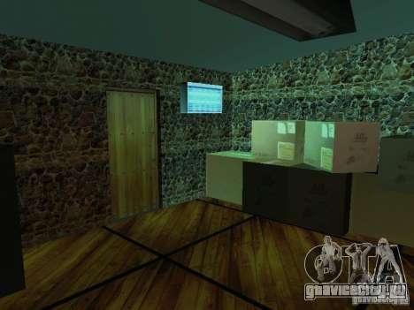 Новые текстуры бара UFO для GTA San Andreas второй скриншот