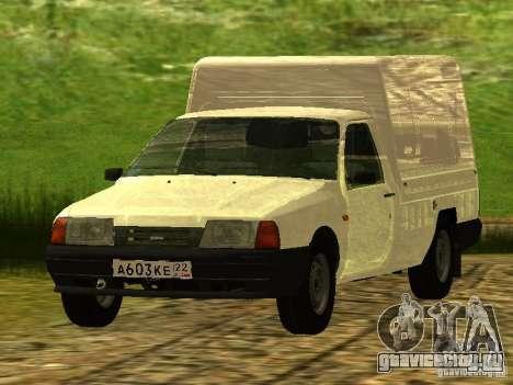 ИЖ 2717 для GTA San Andreas