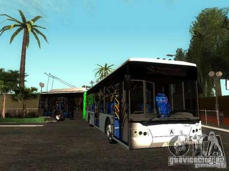 Троллейбус ЛАЗ E301 для GTA San Andreas