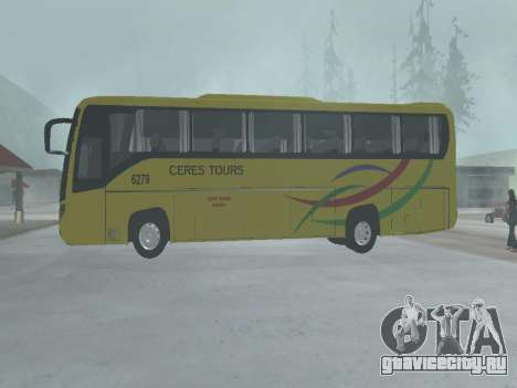 Yanson Viking - CERES TOURS 6279 для GTA San Andreas вид сзади
