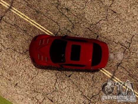 Mazda RX8 Reventon для GTA San Andreas салон