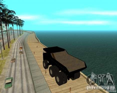 Dumper для GTA San Andreas вид слева