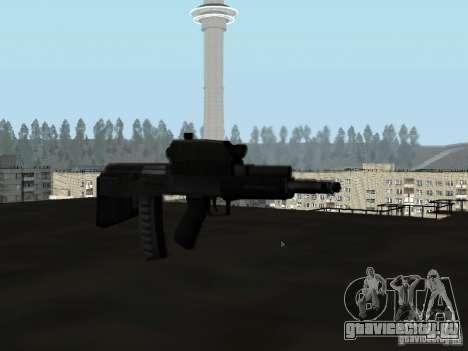 ОЦ-101 Гадюка для GTA San Andreas третий скриншот