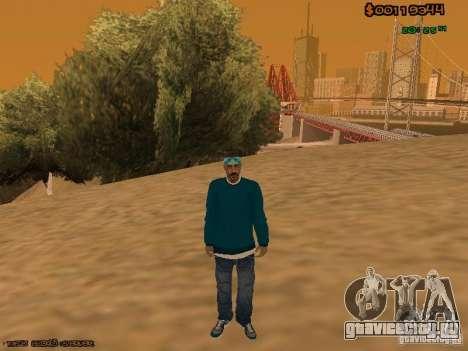Varios Los Aztecas для GTA San Andreas второй скриншот