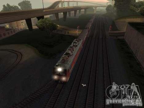 ВЛ65-013 для GTA San Andreas вид справа