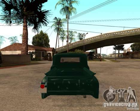ЗИЛ 130 Fiery Tempe V1.0 для GTA San Andreas вид слева