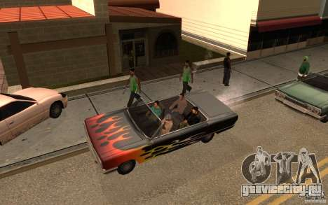 Бригада VERSION 2.0 для GTA San Andreas второй скриншот