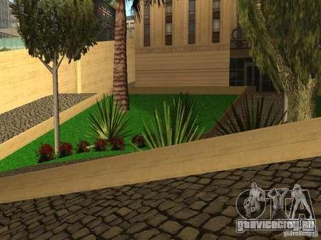 Новая больница ЛС для GTA San Andreas четвёртый скриншот