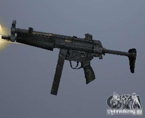 Набор оружия из сталкера для GTA San Andreas пятый скриншот
