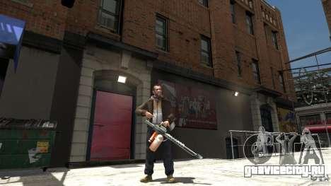 Огнемёт для GTA 4 третий скриншот