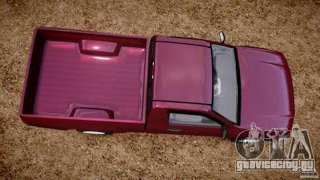 Chevrolet Colorado 2005 для GTA 4 вид справа
