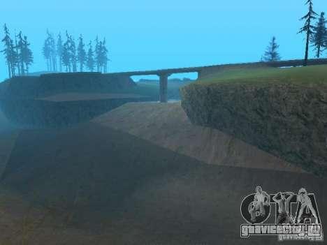 Нет воды для GTA San Andreas четвёртый скриншот