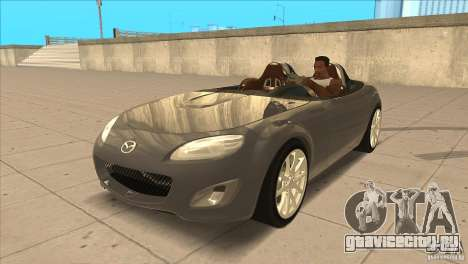 Mazda MX5 Miata Superlight 2009 V1.0 для GTA San Andreas