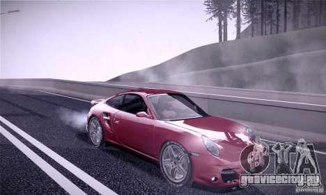 ENB By SilveR v1.0 для GTA San Andreas второй скриншот