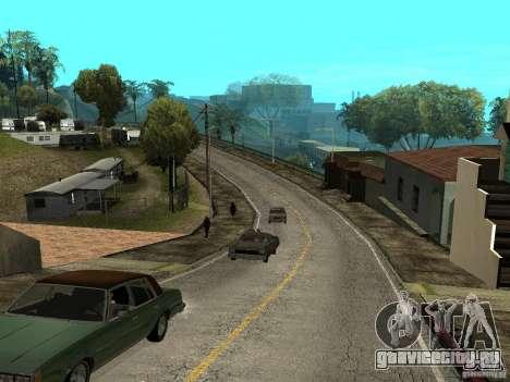 GTA SA 4ever Beta для GTA San Andreas десятый скриншот