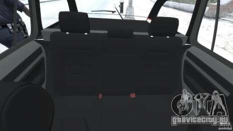 Skoda Octavia Scout Unmarked [ELS] для GTA 4 вид сзади