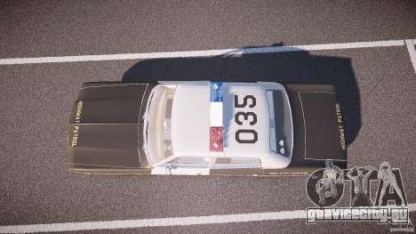 AMC Matador CHP [ELS] для GTA 4 вид справа