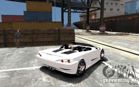 K1 Attack Concept для GTA 4 вид справа