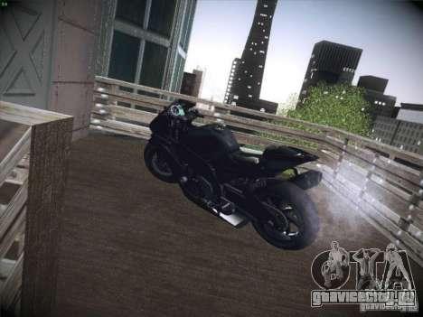 Aprilia RSV4 для GTA San Andreas вид сбоку