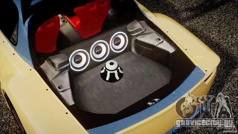 Mazda RX-7 Veilside v0.8 для GTA 4 вид снизу