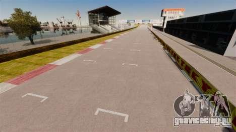 Tsukuba Circuit v3.0 для GTA 4 второй скриншот