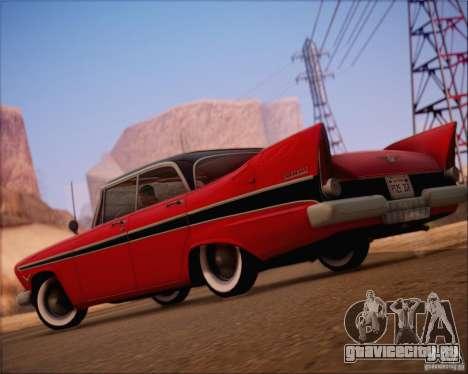 SA_NGGE ENBSeries v1.2 Playable Version для GTA San Andreas четвёртый скриншот