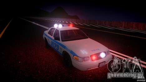 Ford Crown Victoria 2003 Noose v2.1 для GTA 4 двигатель