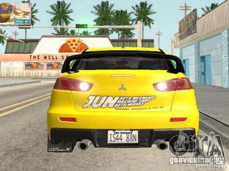 Включать передачу заднего хода для GTA San Andreas второй скриншот