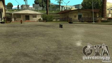 Flash из CoD MW2 для GTA San Andreas четвёртый скриншот