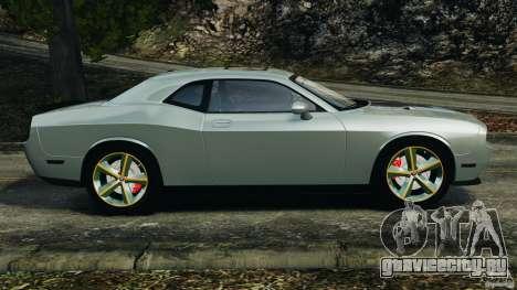 Dodge Challenger SRT8 2009 [EPM] для GTA 4 вид слева
