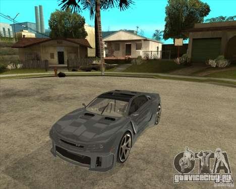 Барс Теория Гранд Туризмо для GTA San Andreas